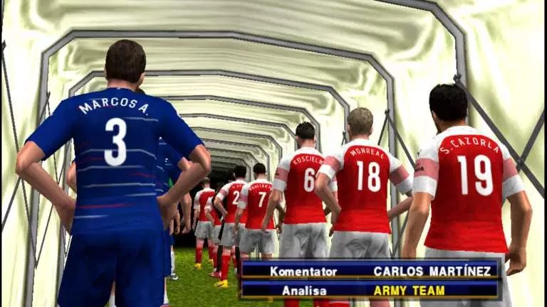 PES 2019 PSP Iso Download For PPSSPP – MUSIC212